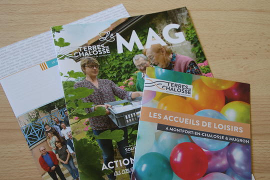 Le journal communautaire